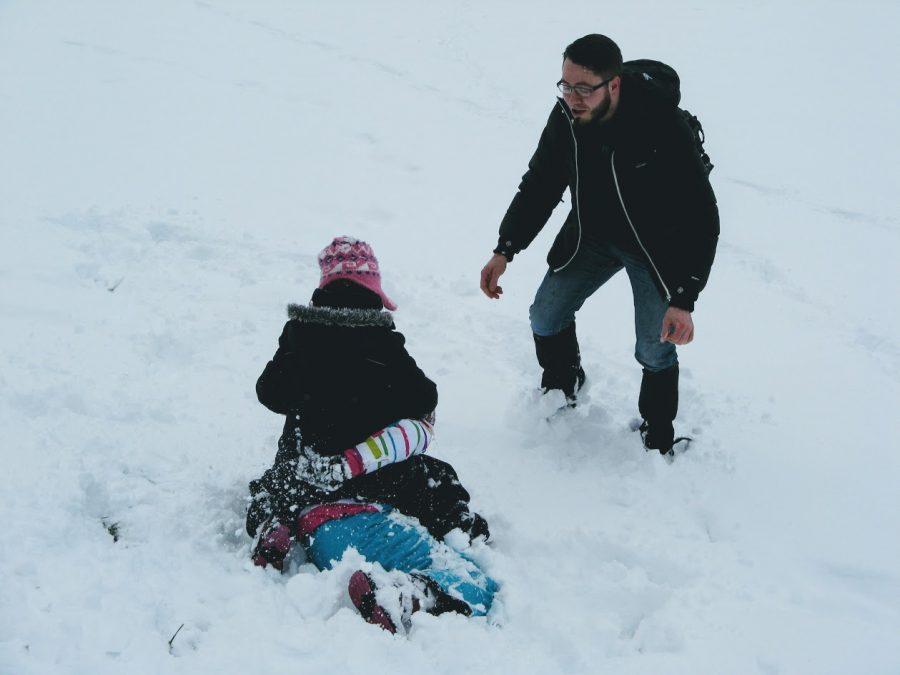 Winterwanderung an der Töss