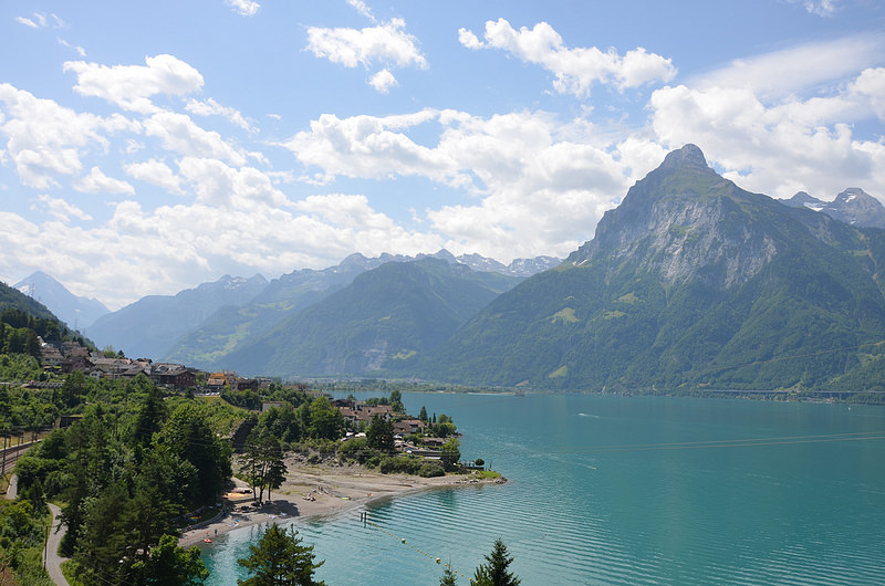 Weg der Schweiz, Flüelen