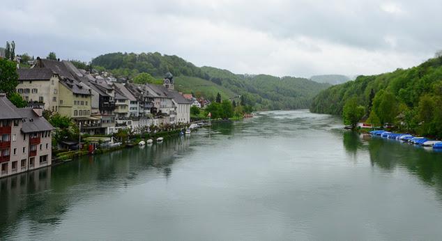 Eglisau, Rhein