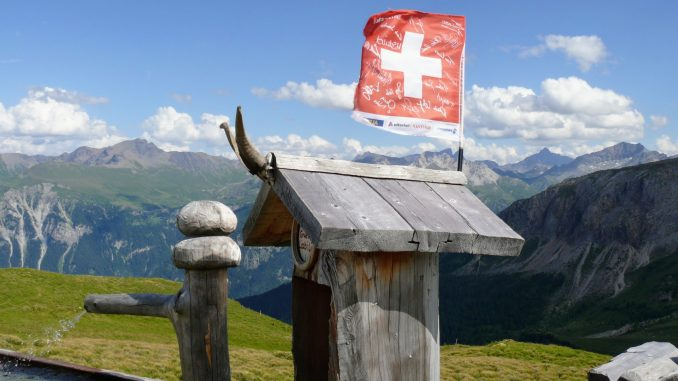 Schweizer Nationalfeiertag