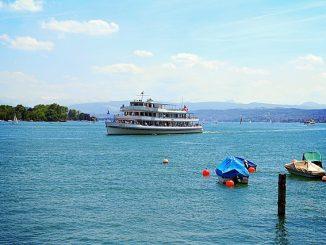 Schifffahrt Schweizer Seen