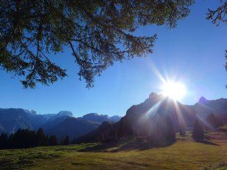 Wanderung im Kanton Glarus, Rundwanderung Braunwald
