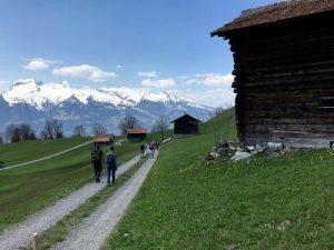 Wandern Triesenberg