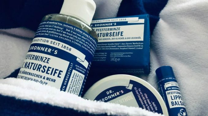 Wettbewerb Dr. Bronners