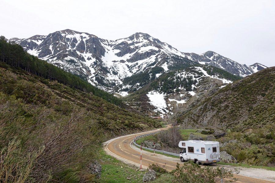 Wandern und Campen