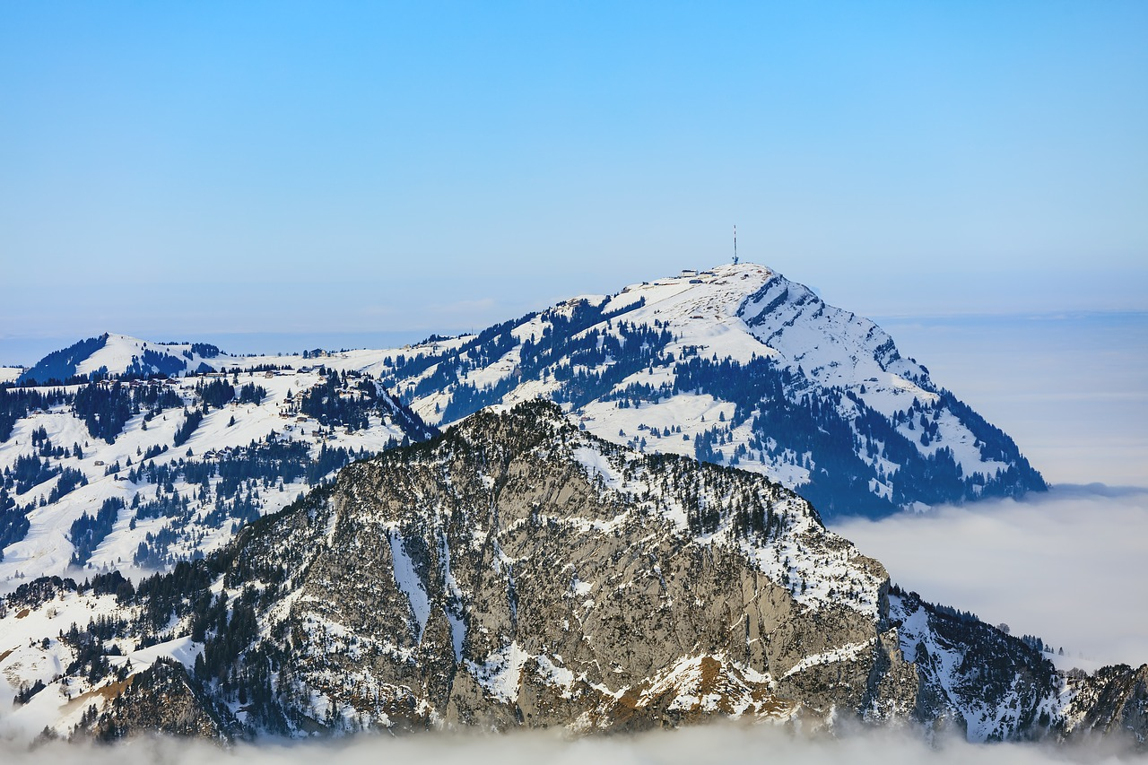 Winterwanderung Rigi