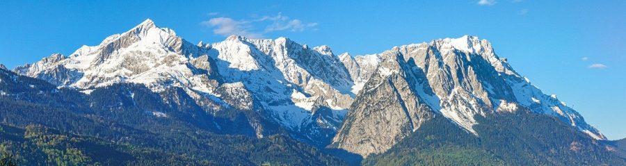 Wanderungen in den deutschen Alpen