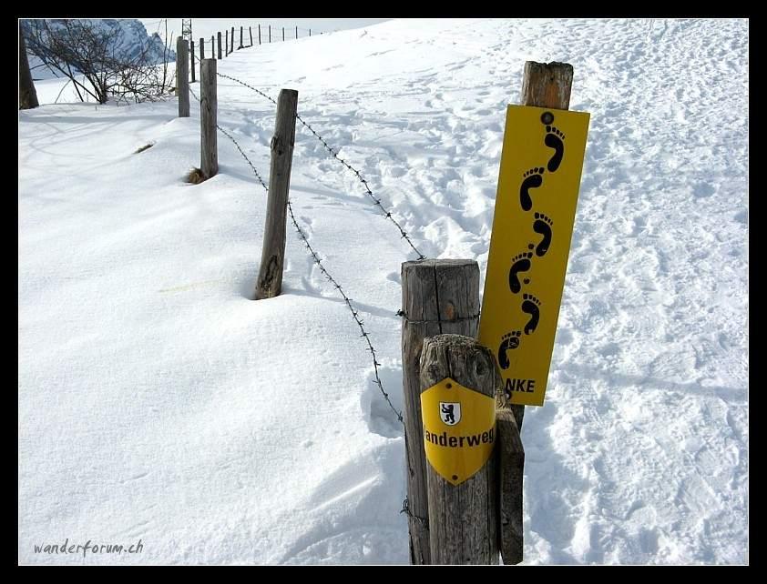 Rundwanderung Appenzell