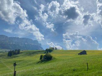 Appenzell Wanderung