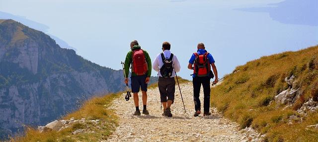 Wandern am Gardasee