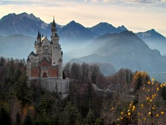 Wanderung zum Schloss Neuschwanstein