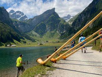 Urlaub in der Schweiz Sommer 2020
