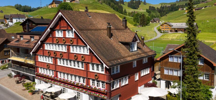 Hotel Bären Gonten