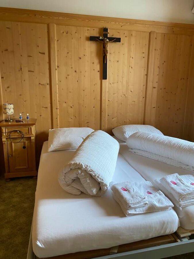 Übernachten im Kloster Ostschweiz