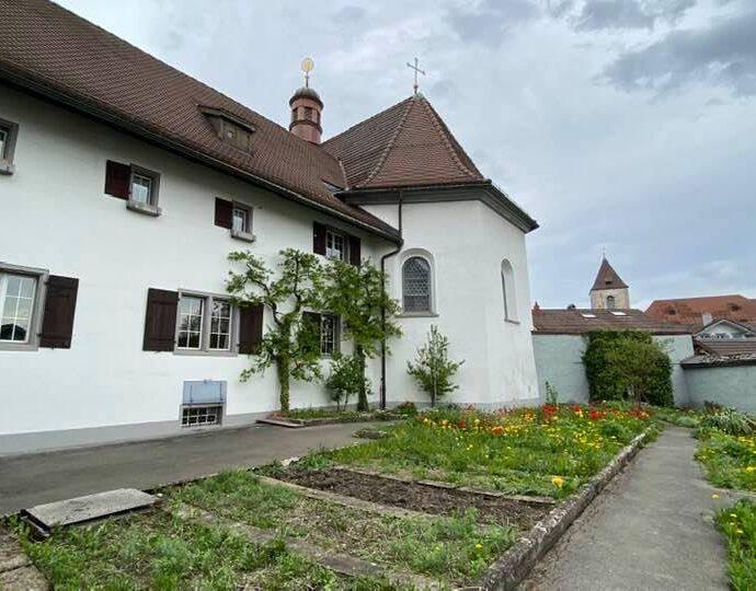 Pilgerherberge Kloster Maria der Engel Appenzell